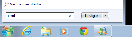 Windows 7 - Iniciar