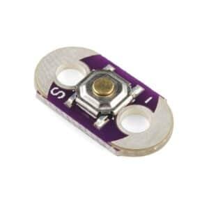 Push-Button LilyPad