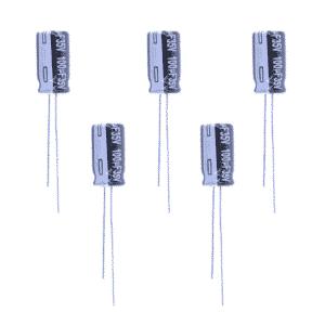 Capacitor Eletrolítico 100µF 35V
