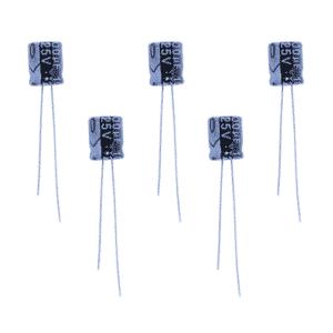 Capacitor Eletrolítico 100µF