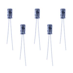 Capacitor Eletrolitico 10µF