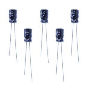 Capacitor Eletrolitico 100µF