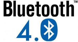 Logo Bluetooth Low Energy 4.0